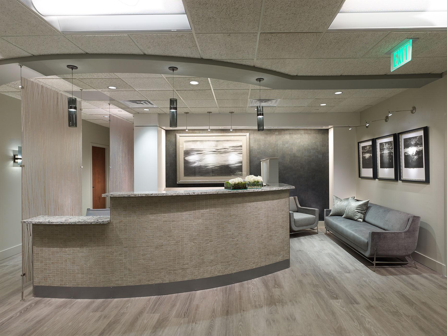 Medical Interior Design Birmingham
